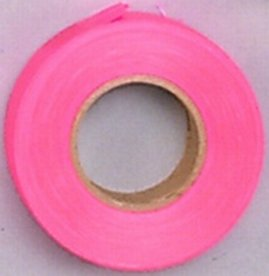 Allen High-Vis Flagging Tape, 150 Foot Roll