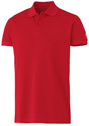 Helly Hansen Workwear 34-079182-530-M - Polo, unisex, color razerblue, talla M Rojo