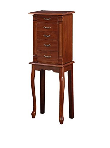 - Linon Maria Jewelry Armoire by Linon