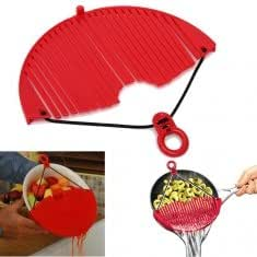 Strainer Kitchen Filter Vegetables Food Control Drain Fruits