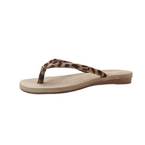 Cross Pattern Yellow (Flip Flops Sandals for Women Oceanside,FAPIZI Ladies Wild Skidding Beach Shoes Cross Peep-Toe Wedges T-Strap Yellow)