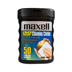 maxell-cd-305-cd-cleaning-cloths-50-pack