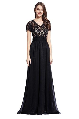 long black new years dress - 5
