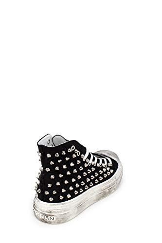 Black Play 1385 Femme Noir Sneaker Gioselin x7wp0t0