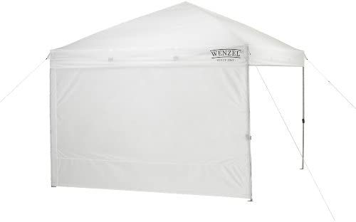 Wenzel Smartshade Sun Screen Canopy Wall