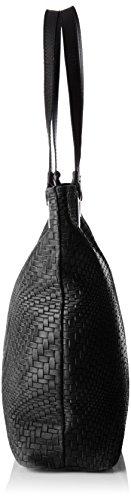 portés 80060 main Borse Chicca Noir Sacs HwxUxn4B