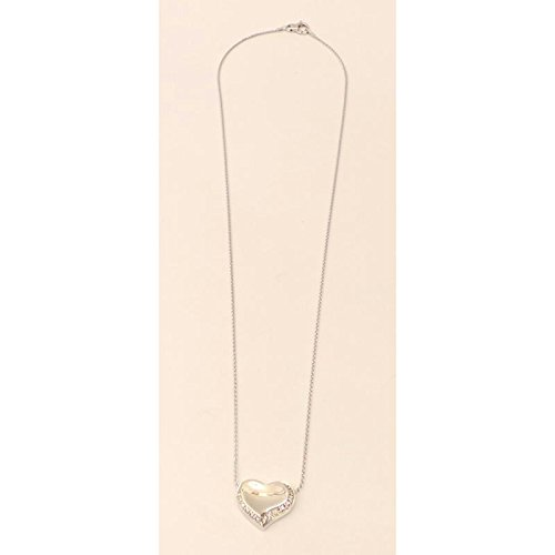 Collier Chimento Femme 10334576or blanc diamant