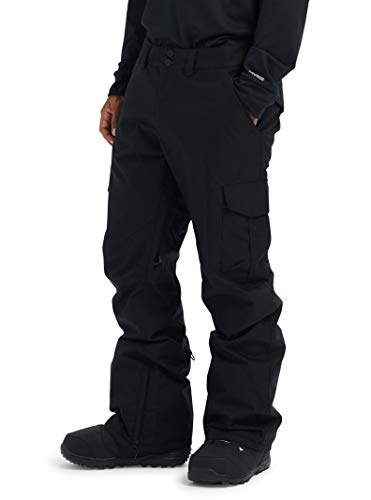 Burton Men's Cargo Snow Pant Regular Fit , True Black W20, X-Small