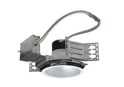 NICOR Lighting 8-Inch 40-Watt Architectural 4000K LED Downlight Complete Kit (ADL8-1040-UNV-40K)