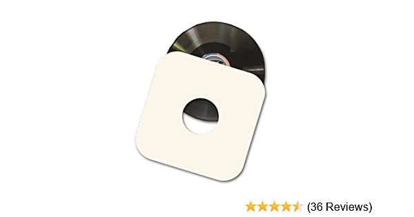 20 Packs of 50 BCW 12 Album 33 1//3 LP Record Paper Inner Sleeves Protectors