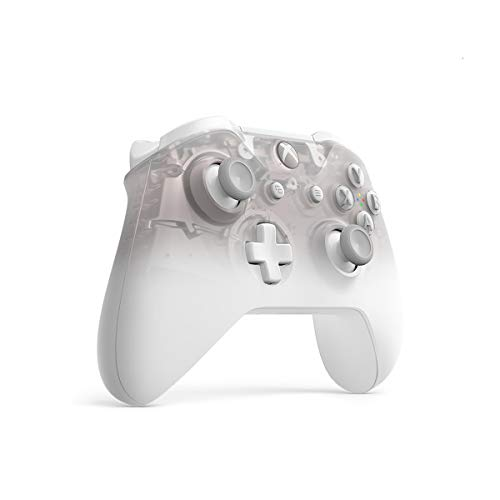315bxTenxLL - Xbox Wireless Controller - Phantom White Special Edition