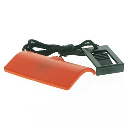 NordicTrack Commercial ZS Treadmill Safety Key Model Number NTL091081 Part Number 259864 AND 269356