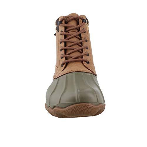 SPERRY Men's Brewster Boot Tan/Camo 8.5 M US