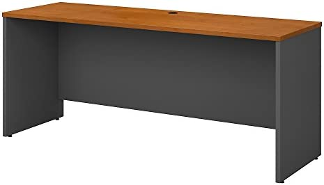 Bush Business Furniture Series C 72W x 24D Credenza Desk