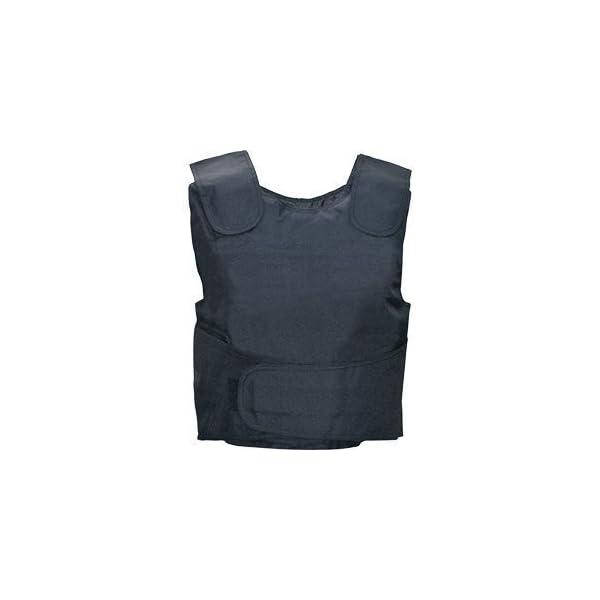 Gold-Shield CI Stichschutzweste mit Metalleinlage Polizeiweste SWAT Sicherheitsweste Tactical Unterziehweste Gr.