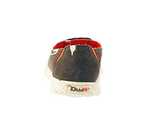 Dude - Mocasines para hombre color madera oscura