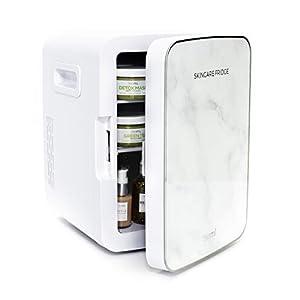 Beauty Shopping Teami Mini Fridge for Skincare – 10 Liter Compact Mini Refrigerator –