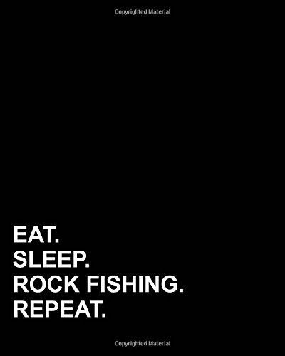 Read Online Eat Sleep Rock Fishing Repeat: Blank Sheet Music for Guitar, 100 Blank Pages with Staff, TAB and Chord Boxes - Music Sheet Reader / Music Sheet Music / Sheet Music Notebook (Volume 66) PDF