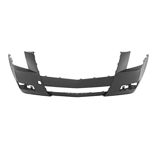 MBI AUTO - Painted to Match, Front Bumper Cover Fascia for 2008-2014 Cadillac CTS 08-14, GM1000855