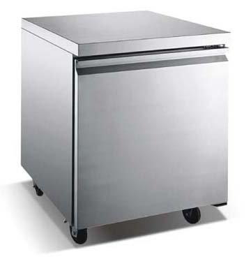 Cf Refrigerator Undercounter - Omcan 27202 Commercial 27