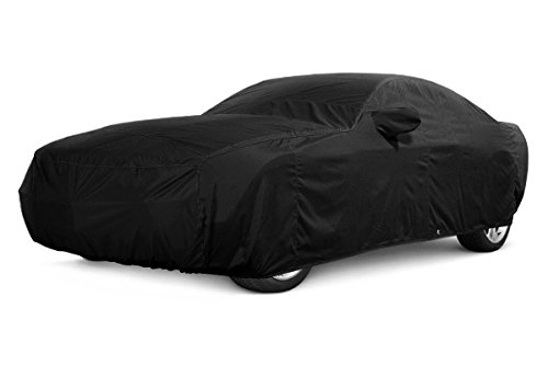 (Xtrashield Custom Fit 2008-2019 Mercedes Benz C-Class C250 C300 C350 C400 C450 C63 AMG Sedan Car Cover Black Covers)