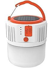 Staright Lanterna portátil USB Solar Power Mobile Light com 24 pcs Contas de Lâmpada para Acampamento Ao Ar Livre Uso Acidental