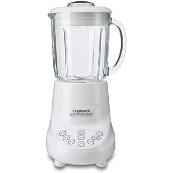 Cuisinart SmartPower Duet BFP-703 3 Cup 7 Speed Blender/Food Processor (White)