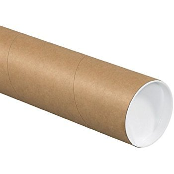 Premium Kraft Cardboard Shipping Tube 3