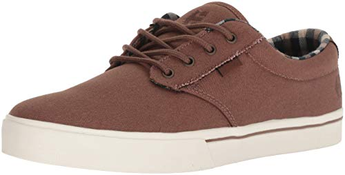 - Etnies Men's Jameson 2 ECO Skate Shoe, Chocolate/Gum, 8.5 Medium US