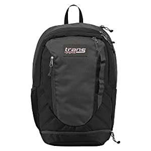 Trans By Jansport Capacitor Backpack (BLK/GRY)
