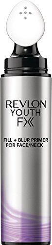 Revlon Face (Revlon Youth Fx Fill + Blur Primer, Face/Neck, 0.33 Fluid Ounce)