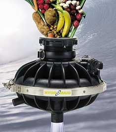 hydromaid water powered waste u0026 garbage disposer - Garbage Disposer