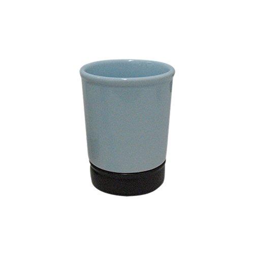 mDesign Ceramic Tumbler Bathroom Countertops