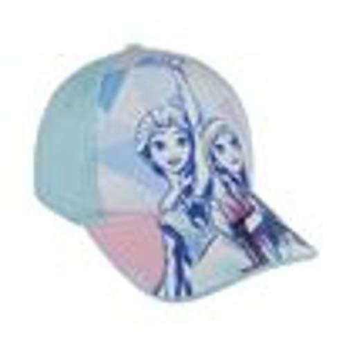 (character Disney Princess Elsa Anna Frozen 53cm Junior Kid Girl Cap Hat NM)