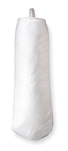 Pentair - 255160-75 - Felt Filter Bag, Polypropylene Material, 20 gpm Max. Flow, 1 Microns by Pentair