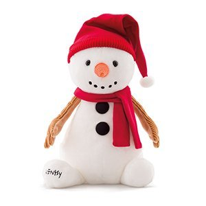 SAMMY THE SNOWMAN Limited Edition 2016 Scentsy Buddy ()