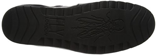 FLY London Magh711fly, Botines para Hombre Negro (Black 000)