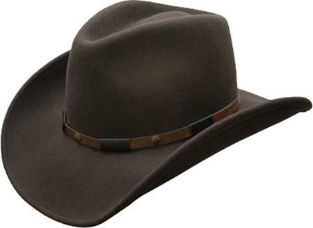 6d95ae47d88f4 Conner Hats Men s Roper Shapeable Wool Hat at Amazon Men s Clothing ...
