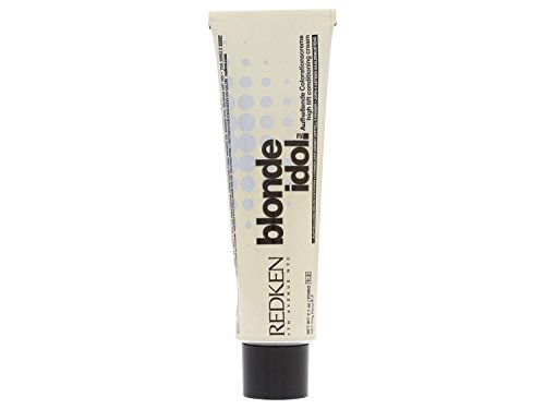 Redken Blonde Idol High Lift Conditioning Cream Base, 7-10P/Pearl, 2.1 Ounce
