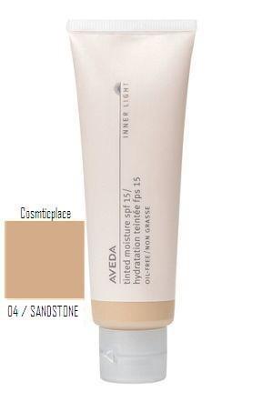 Aveda Inner Light Mineral Tinted Moisture Spf 15 04 Sandstone