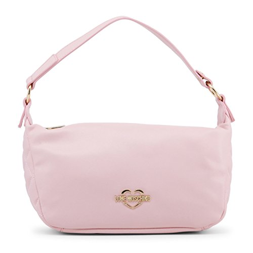 à Petit sac main rose Love Moschino Bq5aqrwSZ