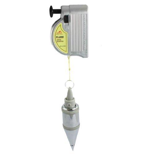 DealMux Magnetic 300g Plumb Bob Setter Leveling Test Device, 3m ()