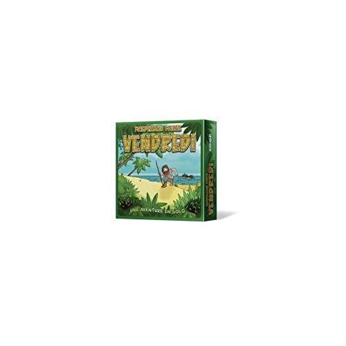 Asmodee - Viernes, ef2ffr01, no precisa: Amazon.es: Juguetes y juegos