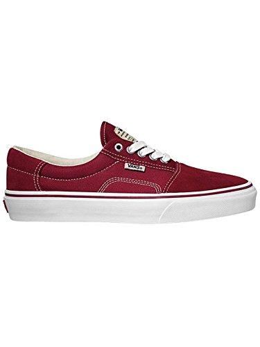 Vans Rowley Solos Biking Red Men's Classic Skate Shoes Size 8 -