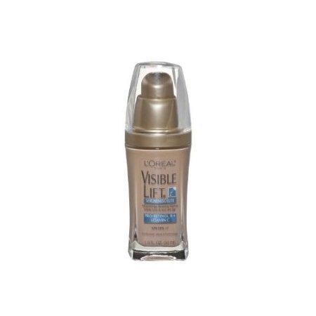 Loreal Paris Visible Lift Serum Nude Beige Absolute Age Reversing Makeup -- 2 per ()