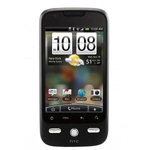 HTC Droid Eris Verizon Phone 5MP Camera, MP3 Player, Wi-Fi, Bluetooth (Black) B