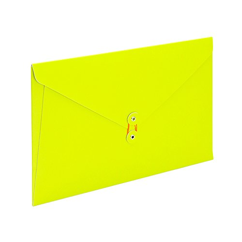 (Poppin Soft Cover Envelope Folio (Lime Green))