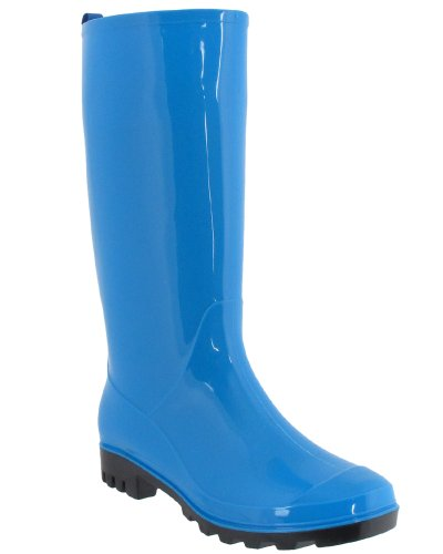 Cheap Blue Rain Boots