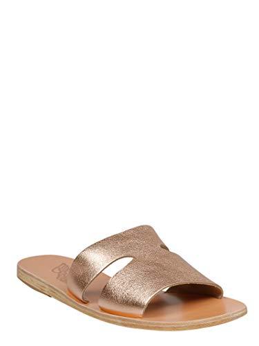 Pelle Greek Sandali Sandals Ancient Apterospinkmetalsand Oro Donna dXnppSwqv