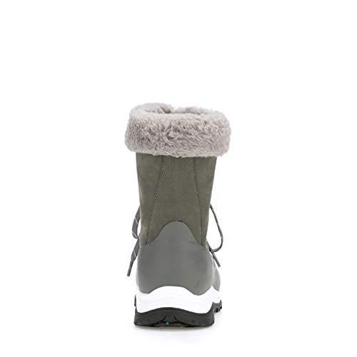 Red Muck 34 It Donna Stivali Marrone Brown Boots Grey gWHgTqZa